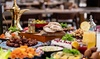 4* Iftar Buffet with Drinks: Child (AED 59), Adult (AED 119)