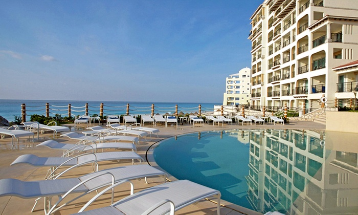 Grand Park Royal Cancun Caribe Stay With Airfare From