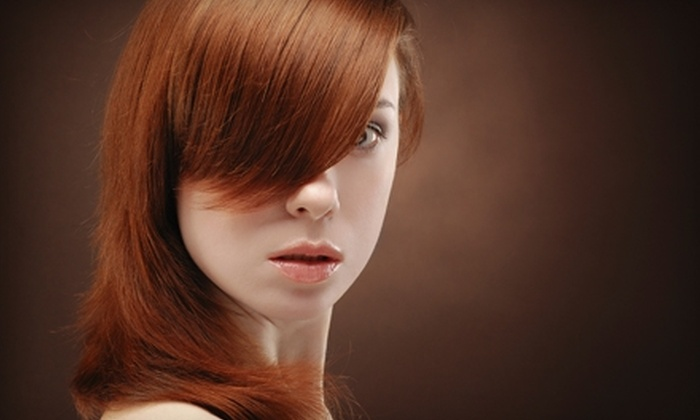 The Hair Source - Missouri City: Keratin Express Blow Out or Keratin Smoothing Treatment at The Hair Source in Missouri City