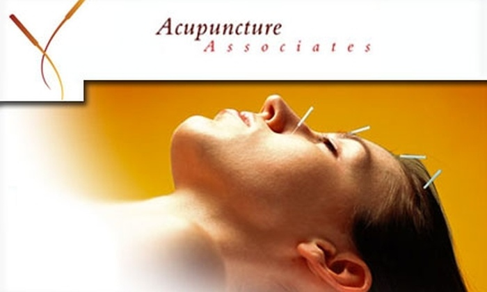 Acupuncture Associates - Multiple Locations: $40 for a Consultation and Treatment at Acupuncture Associates (Up to $225 Value)