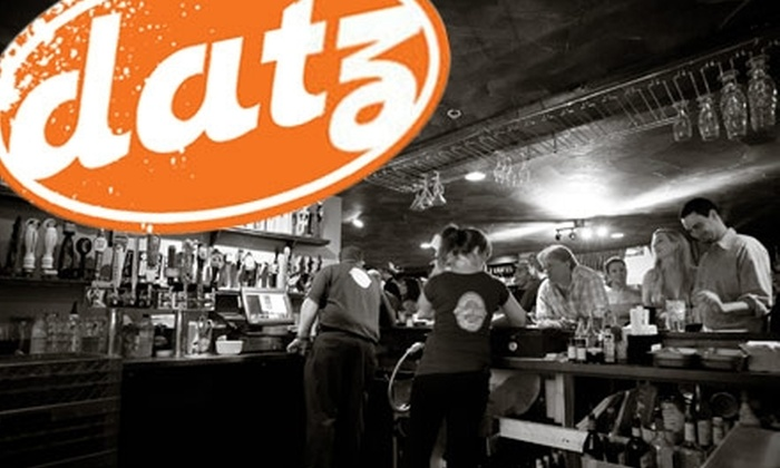Datz Tampa - Palma Ceia: $7 for $15 Worth of Craft Beer and Wine at Datz Tampa