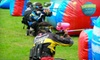 Paintball Knights - East Central San Antonio: Paintball Outing with Admission and Equipment Rental for Two or Four at Paintball Knights in St. Hedwig (Up to 56% Off)