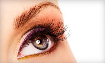 Full Set of Faux Mink/Silk Xtreme Lashes Brand Lashes for a Mascara Look (a $100 value) - Permanant Cosmetics Studio in Little Rock