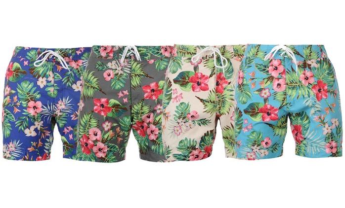 Short de bain pour hommes Smith & Jones, 4 coloris et tailles au choix à 16,99€ (47% de réduction)