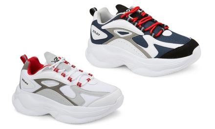 Xray Men's Speedy Retro Sneakers