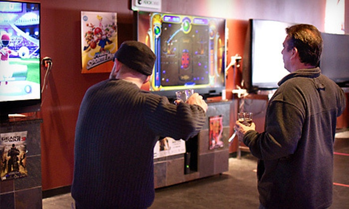 Game Pazzo - Lisle: Five Hours of Gaming Time or Party Pack with Drinks and Pizza or Wings at Game Pazzo in Downers Grove (Up to 63% Off)