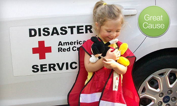 American Red Cross of the Columbia Region - Cottontow - Bellevue: If 20 People Donate $10, Then American Red Cross of the Columbia Region Can Fund Shelter, Food, and Clothing for a Fire Survivor