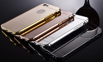 Metall-Spiegel-Case fürs iPhone im Modell und der Farbe nach Wahl (bis zu 70% sparen*)