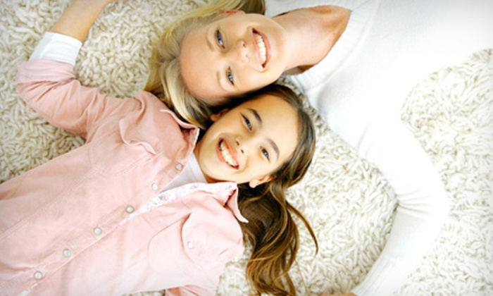 Neighborhood Carpet Care, Inc. - Central Raleigh: $65 for Carpet or Upholstery Cleaning from Neighborhood Carpet Care, Inc. (Up to $199 Value)