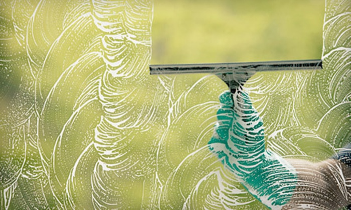Heath Window Service - Broken Arrow: Interior and Exterior Window Cleaning for 10, 15, or 20 Residential Windows from Heath Window Service (Up to 56% Off)