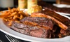 Sweetsmoke Barbecue and Grill - Oakville: $10 for $20 Worth of Barbecue and Drinks at Sweetsmoke Barbecue and Grill in Oakville