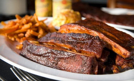 $20 Groupon to Sweetsmoke Barbecue and Grill - Sweetsmoke Barbecue and Grill in Oakville