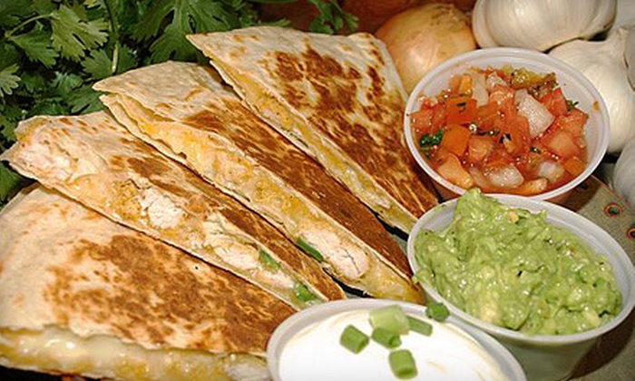 Papi Chulo's Mexican Grill & Cantina  - Scottsdale: $15 for $30 Worth of Mexican Fare at Papi Chulo's Mexican Grill & Cantina in Scottsdale
