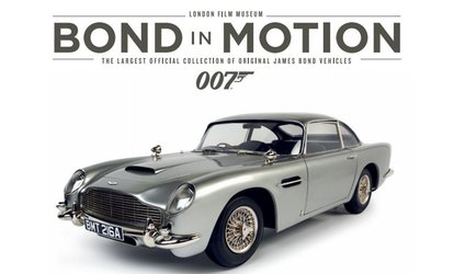 image for Bond in Motion at the London Film Museum: Child, Adult or Family Entry, 18 September - 18 December (Up to 50% Off)