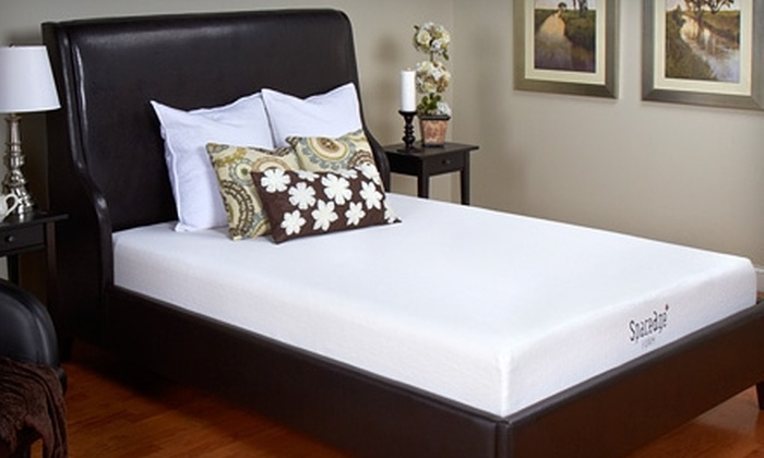 Mattress Discounters - Multiple Locations: Twin, Full, Queen, or King Solstice Memory Foam Mattress at Mattress Discounters (Up to 66% Off)