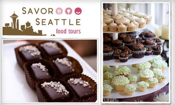 Savor Seattle Food Tours - Belltown: $30 for a Two-Hour Chocolate Indulgence Walking Tour Through Savor Seattle Food Tours