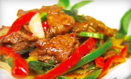 $30 Groupon to Zen Asian Bistro & Bar - Zen Asian Bistro & Bar in East Norriton