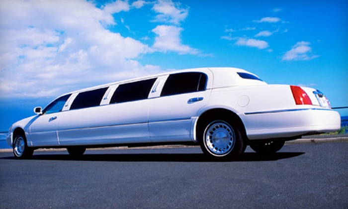 Drake Limousine Service - Downtown Oklahoma City: One- or Five-Hour Limousine Rental from Drake Limousine Service