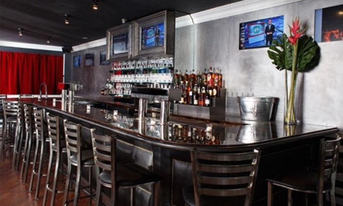 Hype Lounge - Gramercy Park: $15 for $30 Worth of Upscale Bar Fare and Drink at Hype Lounge