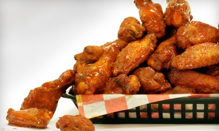 Wings Around the World - Greater Grand Crossing: $10 for $20 Worth of Buffalo Wings and More at Wings Around the World