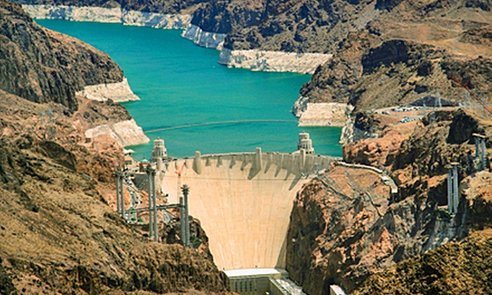 Quality Tours of Las Vegas - The Strip: $65 for Tour of Hoover Dam and Red Rock Canyon National Conservation Area from Quality Tours of Las Vegas ($155 Value)