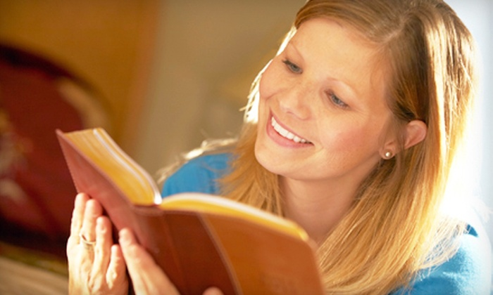 Center for Lifelong Learning - Central Business District: Speed-Reading Class at the Center for Lifelong Learning (Up to 78% Off). Three Options Available.