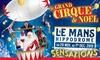 Le grand cirque Santus de Noël