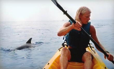 Chesapean Outdoors: 2.5-Hour Guided Kayak Tour for One - Chesapean Outdoors in Virginia Beach