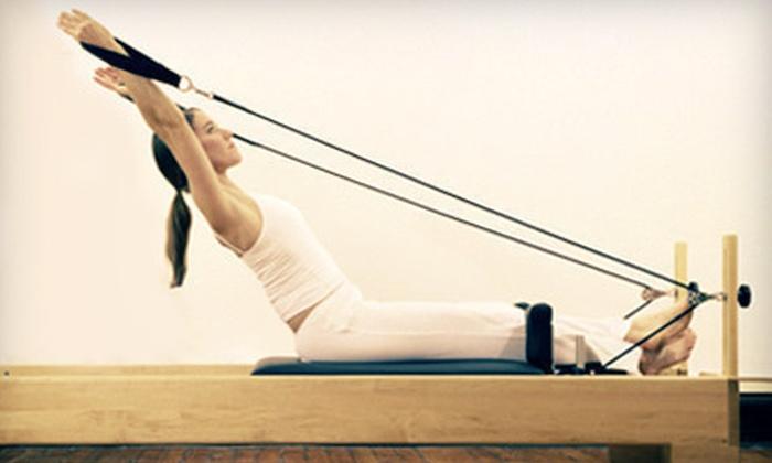 Plexus Pilates - Millstone Commercial: 5, 10, or 20 Group Classes at Plexus Pilates (Up to 86% Off)