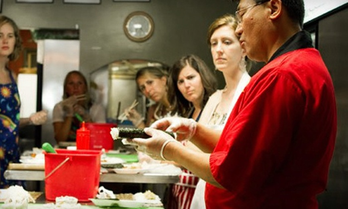 Sea to You Sushi & Asian Foods - Brookline Village: Sushi-Making School for 2, Party for 6, or At-Home Party for 24 at Sea to You Sushi & Asian Foods in Brookline