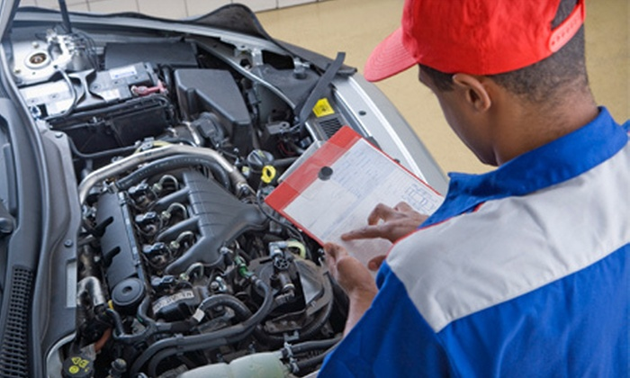 Meineke Car Care Center Fuquay Varina - Fuquay-Varina: Preferred Oil Change and Tire Rotation with Optional State Inspection at Meineke Car Care Center in Fuquay-Varina (Up to 58% Off)