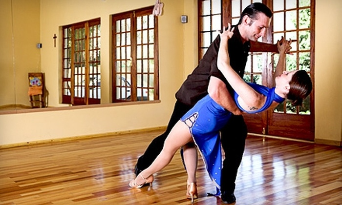 Norwich Dance Club - Norwich: $30 for Four Beginner Ballroom-Dance Classes for Two at the Norwich Dance Club ($60 Value)