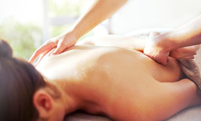 47% Off Spa Package with Beverage
