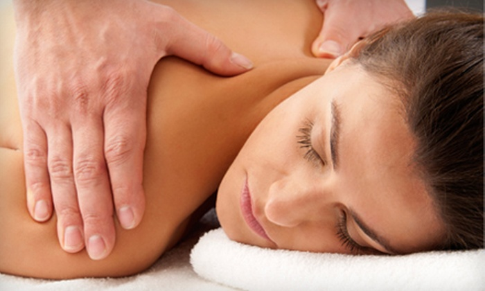Energy Center - Plymouth Park North: One or Two One-Hour Krashada Acupressure-Therapy Sessions or Swedish Massages at Energy Center in Irving (Up to 57% Off)