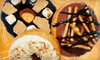Fritters N Jitters - Downtown-190th-Riverfront: One or Two Dozen Popular Donuts or One Dozen Donuts with Coffee Drinks at Fritters N Jitters in Bothell (Up to 54% Off)