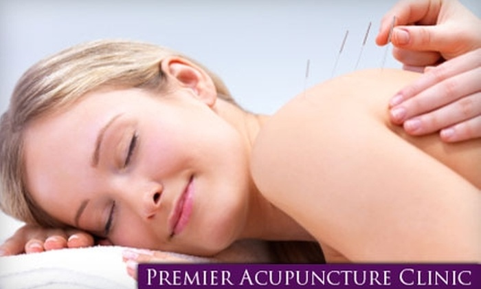 Premier Acupuncture Clinic - Colorado Springs: $30 for Consultation and Treatment at Premier Acupuncture Clinic