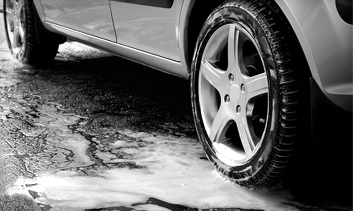 ProntoWash - East Fort Lauderdale: $60 for Interior and Exterior Detailing Package at ProntoWash Eco AutoSpa ($125 Value)