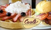 Carol's Restaurant - Downtown West Sacramento: $7 for $15 Worth of Savory Comfort Food and Drinks at Carol's Restaurant
