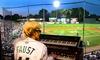 Kane County Cougars - Fifth Third Bank Ballpark: $10 for a Kane County Cougars Baseball Game for Two with Hot Dogs at Fifth Third Bank Ballpark ($30 Value)