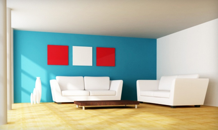 N.A.T. Painting & Contracting - Toronto (GTA): $85 for $250 Worth of Interior Painting from N.A.T. Painting and Contracting