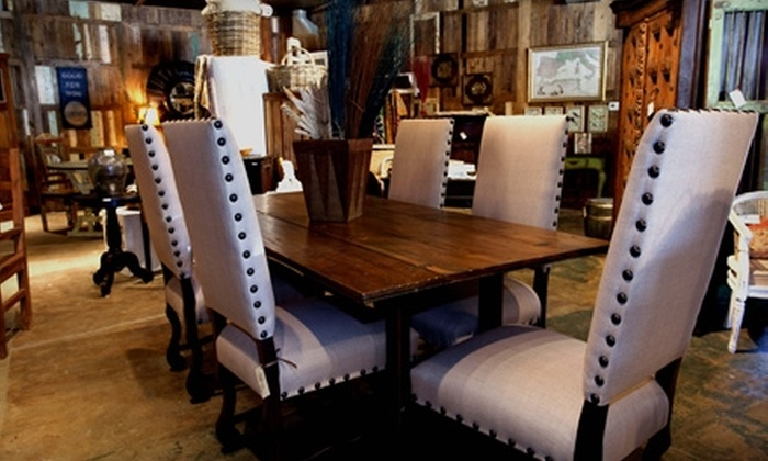 The Wooden House - Multiple Locations: $50 for $100 Toward Furniture at The Wooden House