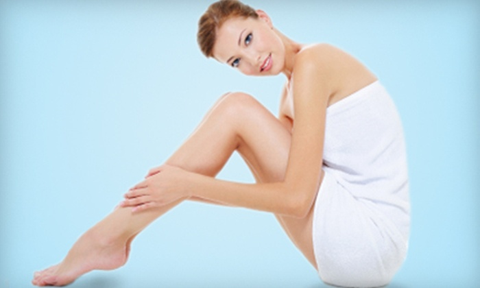 A Hair Never There - West Adams: $99 for Six Laser Hair-Removal Treatments at A Hair Never There in Northglenn (Up to 84% Off)