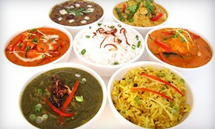 Gaylord India Restaurant - Paradise: $20 for $40 Worth of Northern Indian Dinner Cuisine and Drinks at Gaylord India Restaurant