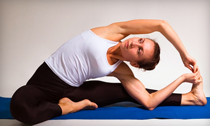 The Yoga Circle - Five Points South: $49 for One Month of Unlimited Classes at The Yoga Circle ($130 Value)
