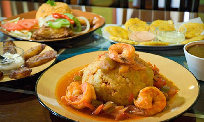 El New Yorican Puerto Rican Restaurant - Maryvale: $12 for $25 Worth of Puerto Rican Fare Sunday–Thursday or Friday–Thursday at El New Yorican Puerto Rican Restaurant