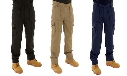 Site King MultiPocket Action Combat Work Trousers