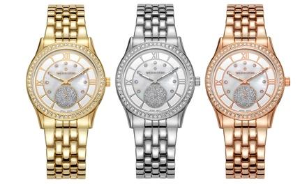 Reloj Timothy Stone para mujer de la colección Houston adornado con 69 cristales Swarovski® (envío gratuito)