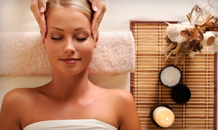 Mojan Beauty Spa - Clanton Park: $49 for a Two-Hour Spa Package with Body Scrub, Massage, and Pedicure at Mojan Beauty Spa ($115 Value)