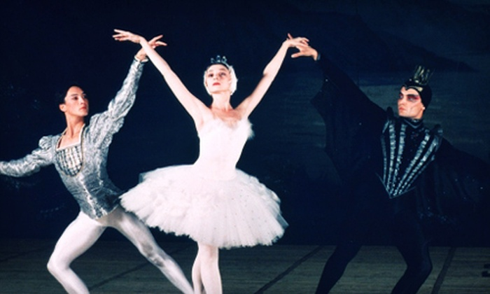 """Swan Lake"" - Jorgensen Center for the Performing Arts: $27 for Two Tickets to Moscow Festival Ballet's ""Swan Lake"" in Storrs on March 29 ($54 Value)"
