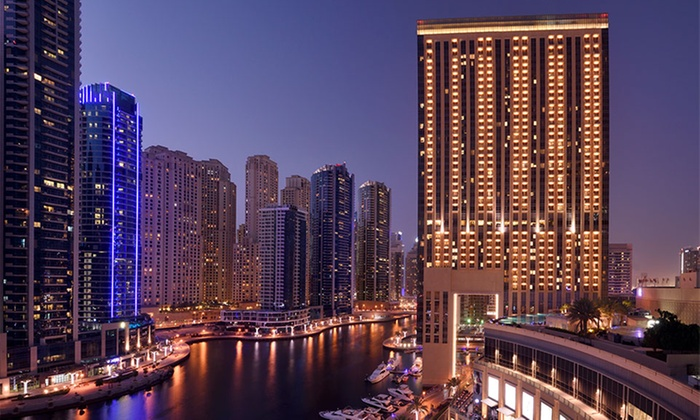 Mazina The Address Dubai Marina In Dubai Groupon